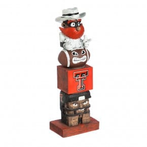 texas tech red raiders tiki totem