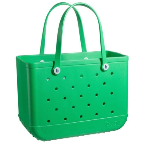 green with envy bogg bag