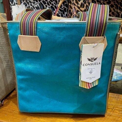 Consuela classic tote bag