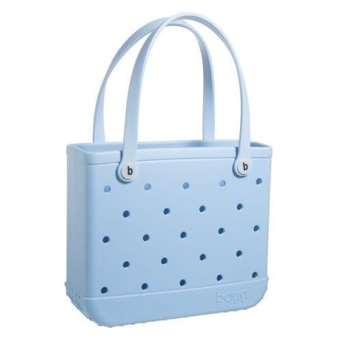 blue baby bogg bag