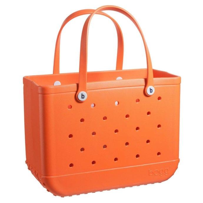 orange bogg bag
