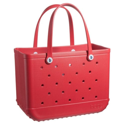 red bogg bag
