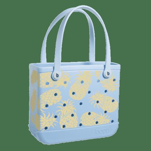 pineapple bogg bag
