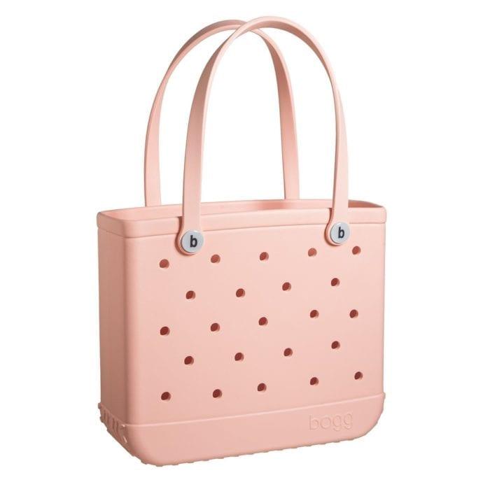 peach baby bogg bag