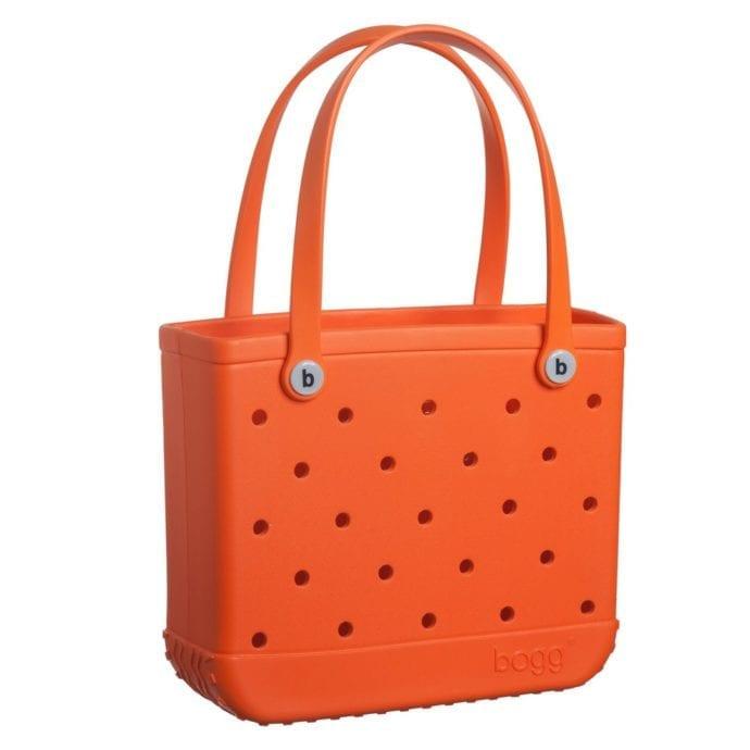 orange baby bogg bag