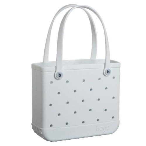 shore white baby bogg bag